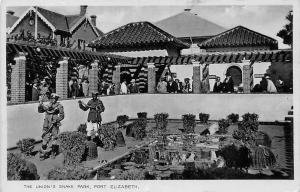 South Africa Port Elizabeth, The Union's Snake Park 1939