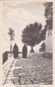 Italy Fiesole Salita di San Francesco