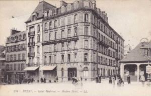 BREST, Modern Hotel, Finistere, France, 00-10s