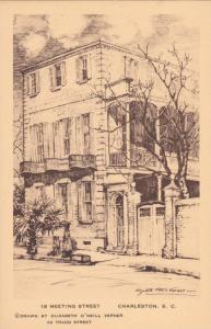 Charleston , South Carolina, 30-40s; Elizabeth O´Neill Verner; 18 Meeting St...
