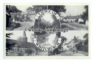 tq2391 - Bucks - Multiview x 5 of Various Views around Whitchurch - Postcard