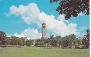University of Puerto Rico Campus , RIO PIEDRAS , Puerto Rico , 50-60s