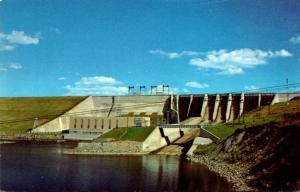 New Hampshire Moore Dam Near Littleton