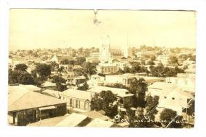 Panorama rooftop view, Port-au-Prince, Haiti, 1910s