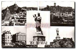 Le Puy Old Postcard