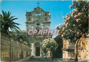 Postcard Modern Siracusa Facade of the church of Saint Lucia alla Badia (Cent...