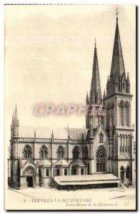 Old Postcard The Dover Delivrande Our Lady of Delivrande