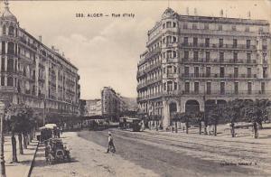 Algeria Alger Rue d'Isly
