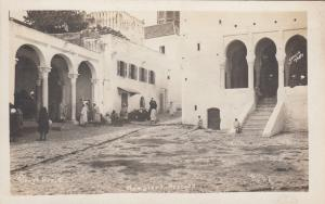 RP: TANGIER , Morocco , 00-10s; Court House & Bank