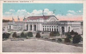New Union Station 1927 Washington D C