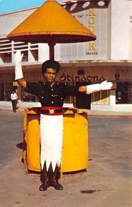 Fiji Traffic Policeman  Traffic Policeman