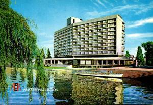Netherlands Amsterdam The Amsterdam Hilton Hotel