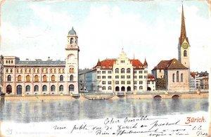 Zurich Switzerland 1904