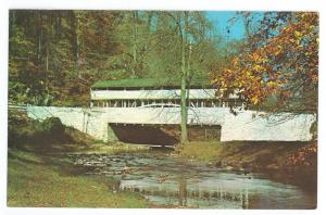 Covered Bridge Valley Forge PA 1976