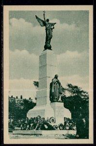 War Memorial,Saint John,New Brunswick,Canada