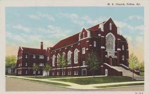Kentucky Fulton M E Church
