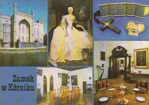Poland Zamek w Korniku Multi View