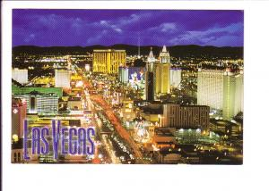 Strip at Night, Las Vegas, Nevada