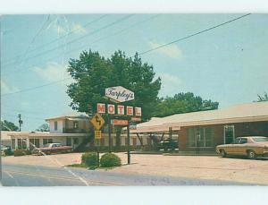 Pre-1980 TARPLEY MOTEL Hope Arkansas AR M5412
