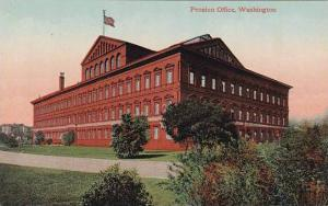 Washington DC Pension Office