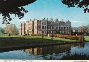England Wiltshire Longleat House Warminster