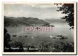 Postcard Modern Lago Maggiore