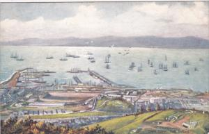 CAPE TOWN, South Africa, 1900-1910´s; The Docks