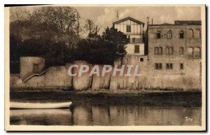 Old Postcard Hendaye Beautiful Landscapes of France La Cote Basque La Maison ...