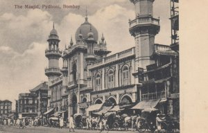 BOMBAY , India , 00-10s ; The Masjid , Pydhoni