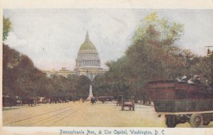 WASHINGTON D.C. , 1901-07 ; Pennsylvania avenue