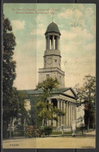 Virginia, Richmond - St Paul's Church - [VA-261]