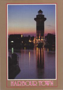 Harbour Town , HILTON HEAD , South Carolina , 70-80s