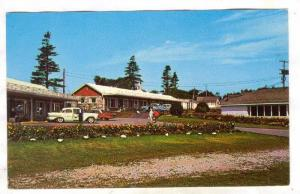 White House Lodge, Motel and Restaurant on Highway #1, St. John, N.B,Canada, ...