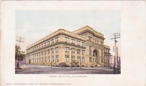 PHILADELPHIA, Pennsylvania, 1900-1910's; Drexel Institute