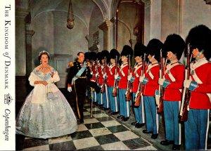 Denmark Copenhagen Their Majesties King Frederik & Queen Ingrid