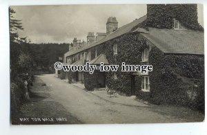 tp9079 - Devon - Ex Miners Cottages & Haytor Post Office - postcard - Chapman