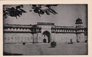 India Agra Fort Jahangir Mahal