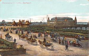 England Southport Promenade & Pier Pavillon
