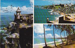 Puerto Rico San Juan Multi View