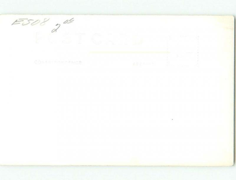 Pre-1942 rppc NICE VIEW Crater Lake Park - Near Medford Oregon OR i6192