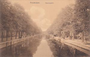 AMSTERDAM , Netherlands , 00-10s ; Heerengracht