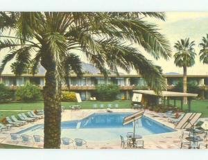 Unused Pre-1980 VALLEY HO MOTEL Scottsdale Arizona AZ hr4268