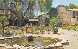 Mission San Juan Capistrano Founded Nov. 1st, 1776 San Juan Capistrano CA