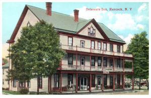 810  New York  Hancock   Delaware Inn