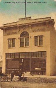 Farmers and Merchants Bank Charlotte, Iowa