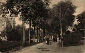 CPA APPINGEDAM Stationsweg NETHERLANDS (705956)