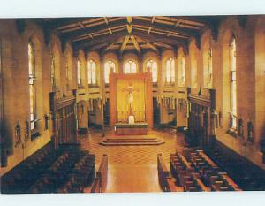 Pre-1980 CHURCH Garrison In Philipstown Near West Point & Peekskill NY G3211@
