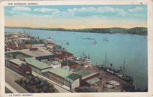 Scenic view, The Harbour, Quebec,  Canada, 00-10s