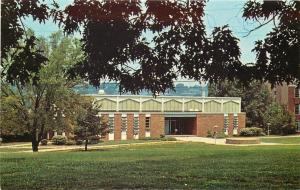 Knoxville College Tennessee~Center Sudent Gov~Canteen~Bookstore 1960s
