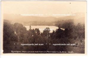 RPPC, Echo Lake, Pottersville NY
